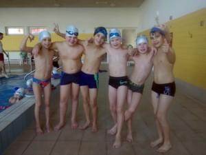 Úszás 4. osztály